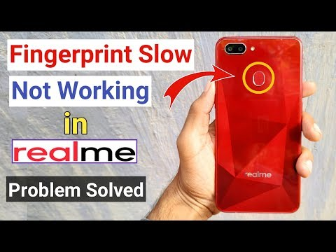 Fingerprint Slow & Not Working in RealMe Devices (Problem Solved) How to Fix - 동영상