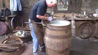whisky review 58b - Andy re-furbs a barrel (Part 2)