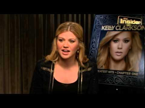 Kelly Clarkson - Interview - The Insider (Nov, 2012)