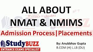 All about NMAT & Narsee Monjee | Courses- Cut Offs- Admissions- Placements