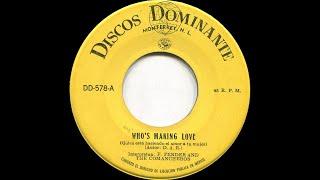 Freddie Fender - Who's making love (Chicano Funk)