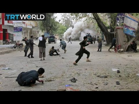 Afghanistan's affliction