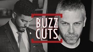 Haircut 101: BUZZ CUTS || Short Fade || Grooming 2019 ||