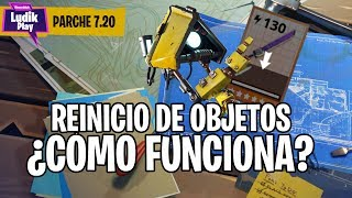 HOW DOES IT WORK? PARK 7.20 ? FORTNITE SAVE THE WORLD SPANISH GUIDE