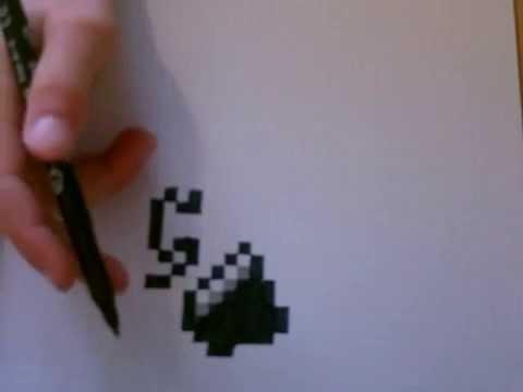 Dessin Minecraft Zombie Dernier H