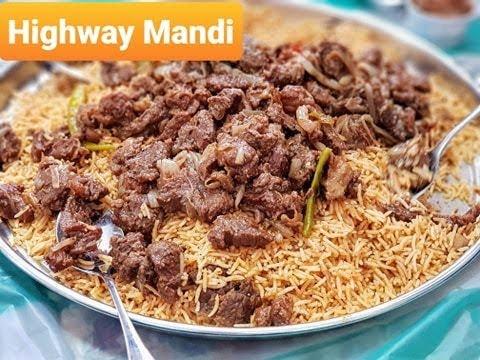 One of the Most famous Arabic Dish | Halal Fun | Life in Saudi Arabia.