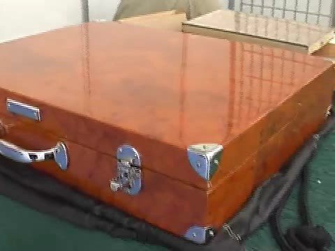 Fly fishing and Fly tying box - YouTube