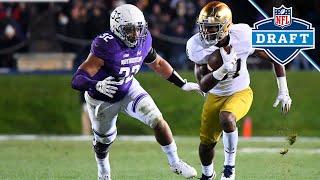 2019 NFL Draft: Northwestern LB Nate Hall Highlights | B1G Football