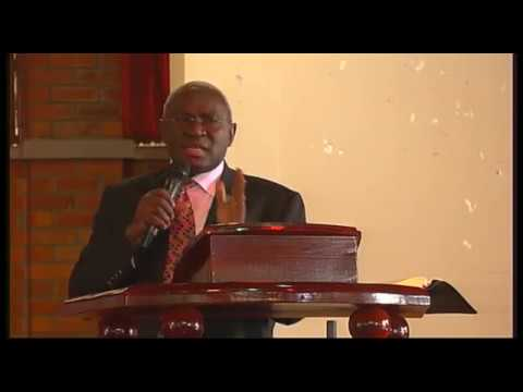 Rev. Canon Dr. John Senyonyi |  13th April 2017  | Uganda Christian University.