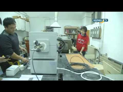 """""""Industry and technologies"""" (04.12.15)-Kazakh TV-eng"""