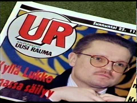 Uusi- Rauma.11v. 1990. Westmedia Oy. Rauma.
