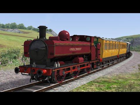 Train Simulator 2020 - London Transport Pannier Tank - Short Hop To Stony Point