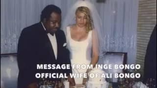 Madame Ali Bongo avoue que Patience Dabany n
