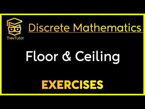 [discrete-mathematics]-floor-and-ceiling-examples