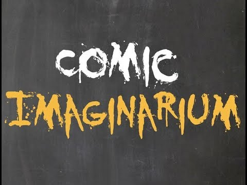 COMIC IMAGINARIUM PODCAST NO  1 TEAM TYRANT 05 21 2017