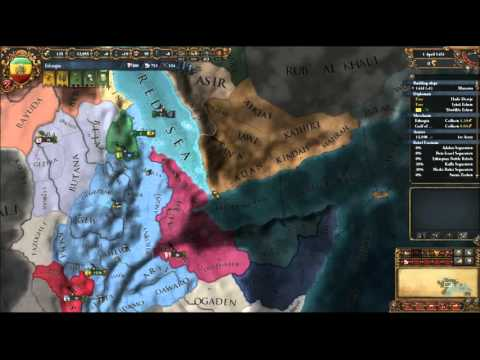 The Pirates of Somalia [2] Ethiopia Eu4