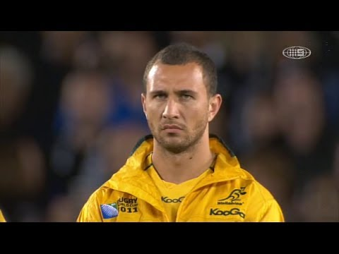 Rugby Australia v NZ 2011 full