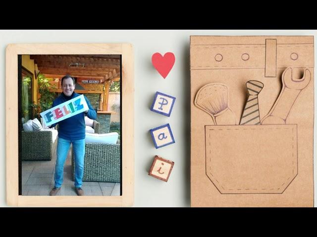 Feliz Día Papás, les desea colegio Pumahue Chicauma