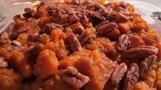 Sweet Potato Casserole | Holiday Recipe (how To)