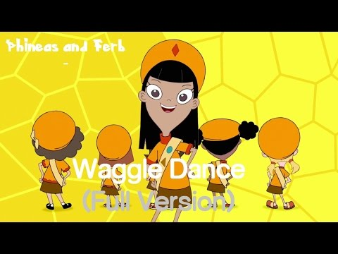 Phineas and Ferb Waggle Dance Lyrics
