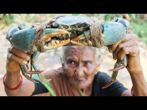 Thumbnail: King Size Crab Curry - Crab Recipe By Our Grandmother