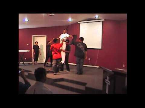 The Clincher  Drama  (Primera Iglesia Bautista Hispana) De Garden City Kansas