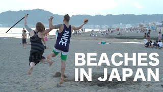 Beaches in Japan
