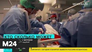 Россия выделит миллион долларов на борьбу с коронавирусом - Москва 24