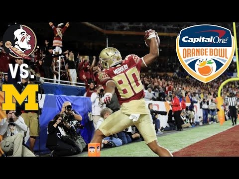 A Game to Remember: 2016 Orange Bowl || Florida State vs. Michigan