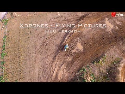 MSC Berkheim | Xdrones Flying Pictures