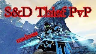 Guild Wars 2 - S&D Thief PvP #Season11