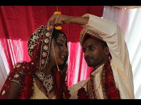 The Wedding of Anoushka & Richard
