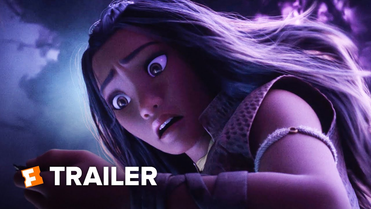 Raya and the Last Dragon Trailer #1 (2021) | Movieclips Trailers
