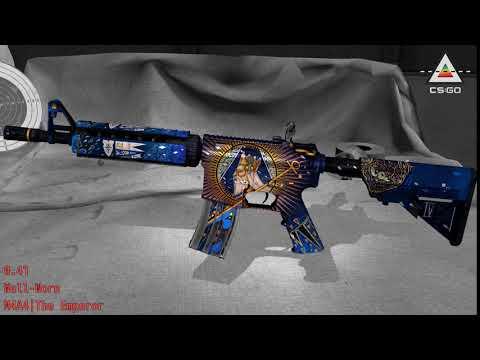 M4A4 | The Emperor - CS:GO Stash