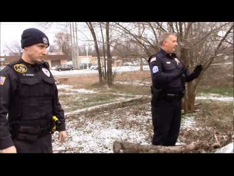 Hobart, Indiana Police Encounter CopBlockers (Firewood Incident)