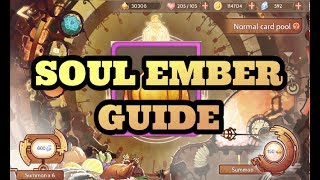Food Fantasy | Soul Embers Guide | How I Save Up - Comment by Sky Jison Yu