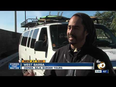 Caravan rush still hurting tourism industry