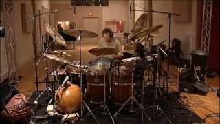 Centaurea - Hadouk Trio (live studio)