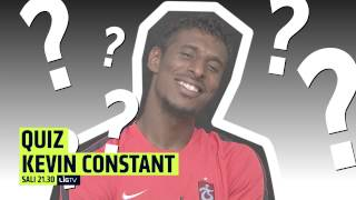 Quiz - Kevin Constant