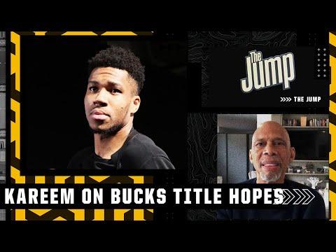 Kareem Abdul-Jabbar: This Bucks team won't win a title | The Jump