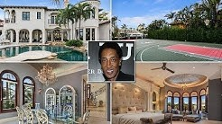 Scottie Pippen claims 5-year-old girl defaced his $10 million mansion