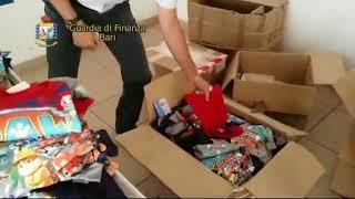 Lotta a contraffazione e abusivismo, piano straordinario di interventi della Guardia di Finanza