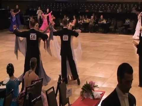 Nina Ouzdenova & Sergei Bezrodnov -  United States Dance Championships, Orlando, FL 09.07.2012