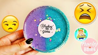 100% HONEST PEACHYBBIES,  BLUSHING BB FAMOUS SLIME SHOP REVIEW!