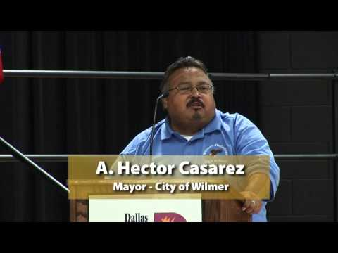 Wilmer-Hutchins Elementary School Dedication Highlights