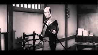 Samurai Rebellion 1967 trailer