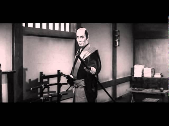 Samurai Rebellion 1967 trailer
