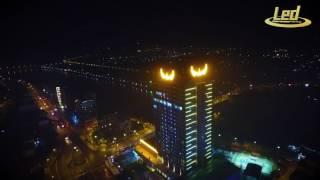 Chiếu sáng trang trí khách sạn Mường Thanh Hà Nam