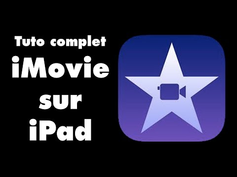 Tuto iMovie sur iPad iOS9