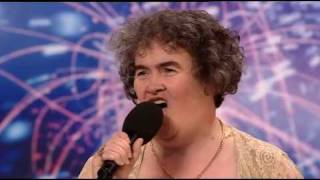 Repeat youtube video Susan Boyle - Britains Got Talent 2009 Episode 1 - Saturday 11th April | HD High Quality